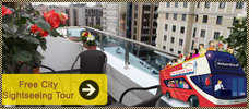 Free City Sightseeing Tour